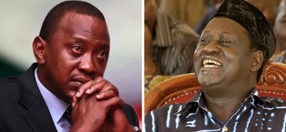 10 faces of Raila's campaign team who appear in Uhuru's nightmares