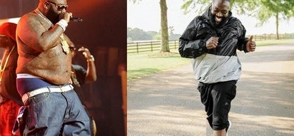 REVEALED! Rick Ross Weight Loss Diet and Secret
