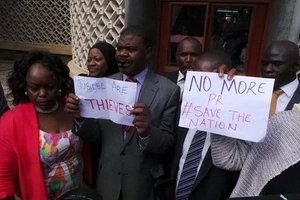 Another ODM MP in trouble for disrespecting Uhuru
