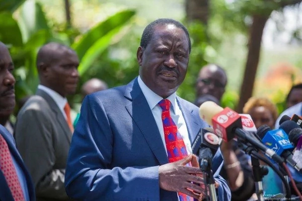 If Raila is elected president, Jubilee will impeach him-Uhuru