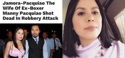 Jinkee Pacquiao is reportedly dead, but she proves us otherwise in this priceless post