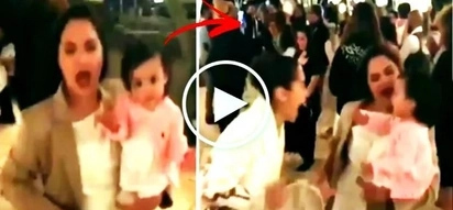 Watch Judy Ann Santos dance with Baby Zia and Marian Rivera wedding party in Italy! Their video will surely melt your heart!