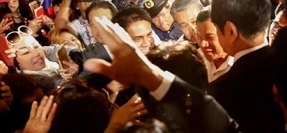 Ang saya nila! Filipinos in Japan welcome President Duterte