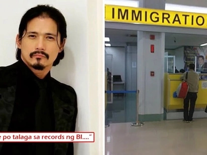 Hindi kami nagsabi niyan! Bureau of Immigration vehemently denies issuing hold departure order against Robin Padilla