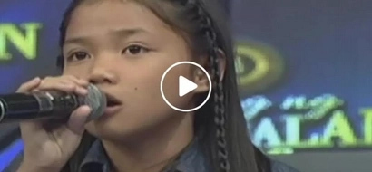 This talented girl did a cover of famous song 'Ikaw'...what she did will make you cry!