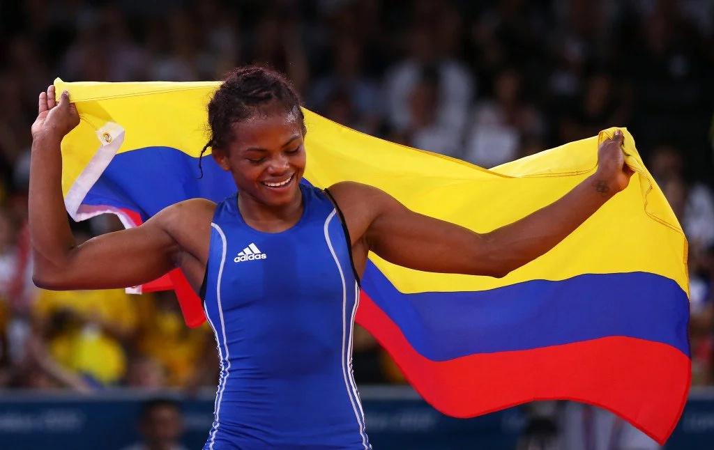 En duda, la doble medallista olímpica