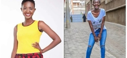Churchill live comedienne Mammito steps out heavily pregnant and its a lovely view