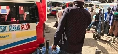 Police launch investigations into tout accused of attacking passenger at Nairobi CBD
