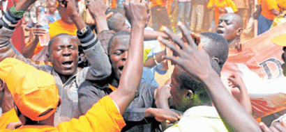 ODM finally speaks after a K24 cameraman was badly beaten at a rally