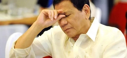 [WATCH VIDEO] Duterte: I am dying!