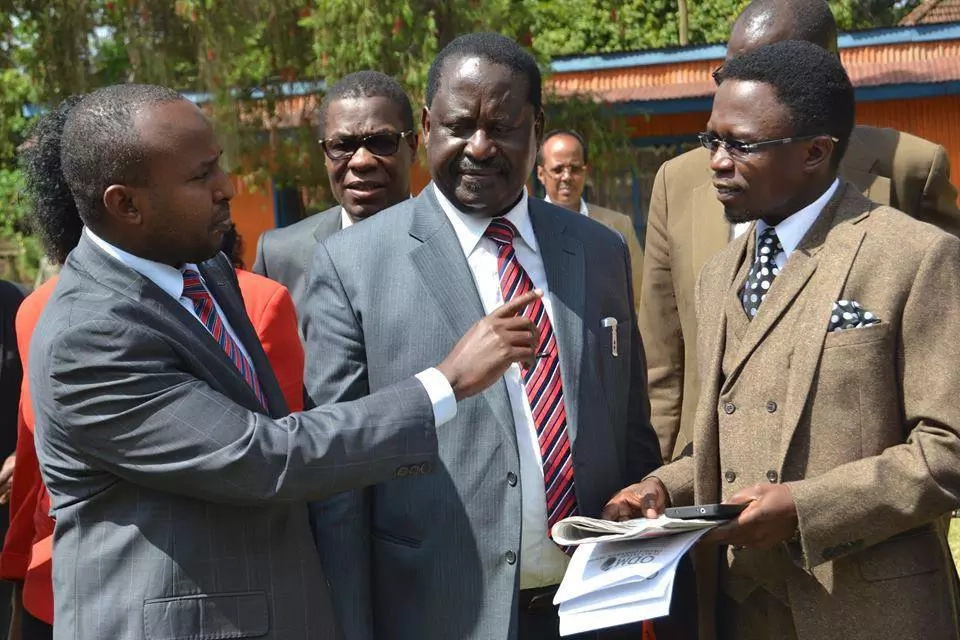 We are ready for Ababu Namwamba's resignation - ODM chair