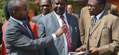 Namwamba: ODM leaders paid to sabotage Raila Odinga