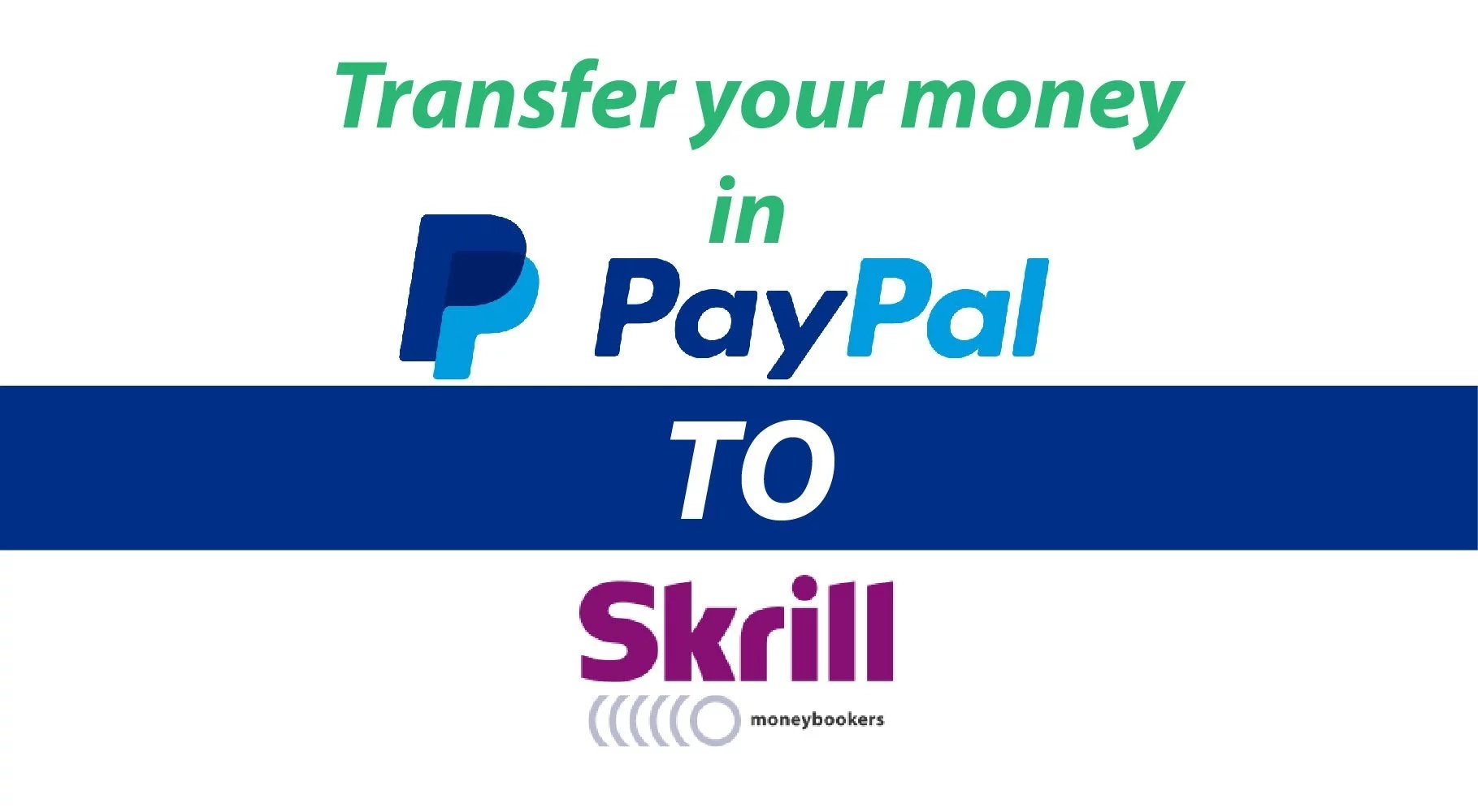 Skrill To Paypal