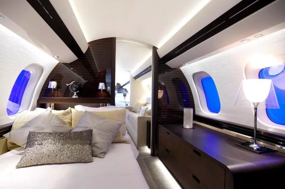 World's biggest private jet will cost you jaw-dropping Ghc319m and it's already out of stock