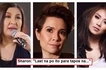 Tinapos ang usapan! Sharon Cuneta puts an end to rumors that she is in conflict with 'The Voice' coaches Lea Salonga and Sarah Geronimo!
