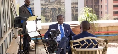 Swear-in yourself at your own peril - govt warns Raila again