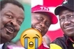 They are old but very childish- Mudavadi fires at Uhuru, Ruto