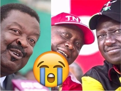 Musalia Mudavadi awaumbua vibaya Rais Uhuru na naibu wake Ruto, hutaamini alichosema