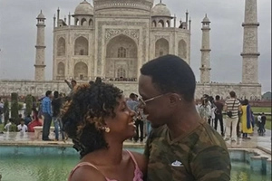 9 times Ababu Namwamba's wife wowed all of us with her endless love
