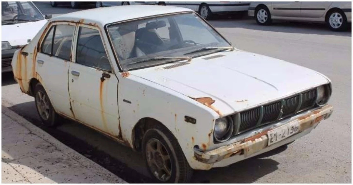 Man finds his car 20 years after he forgot where he had parked it