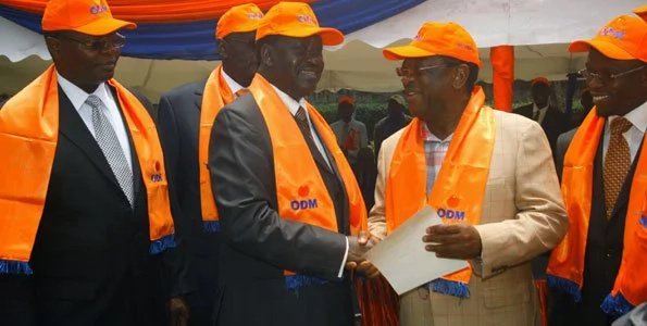 Mudavadi's camp makes decision that will throw NASA into disarray