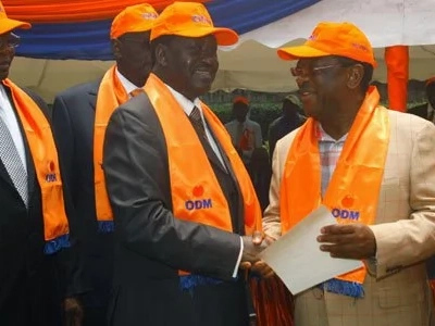 The biggest casualties in the just concluded ODM nominations