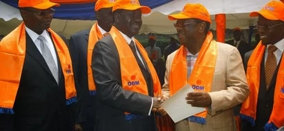 ODM governor 'desperate' to decamp to Jubilee