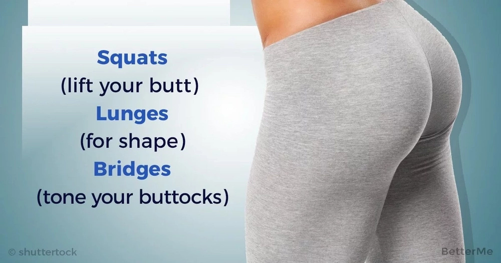 A 10-minute workout that can help you get a firm butt