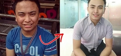 """""""The best project you can ever work on is YOU."""" Look at how this netizen transformed after being bullied by many!"""