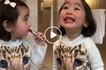 Kikay baby! Scarlet Snow Belo finally discovers how her mom's lipstick can make her look prettier