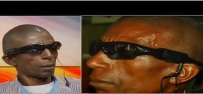 Mwanamume ahofia kwa kufanana na shahidi maarufu wa ajali mbaya