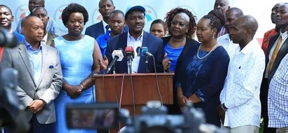 Wetang'ula akubali ombi la Kalonzo kuhusu uchaguzi mdogo Kitui Magharibi