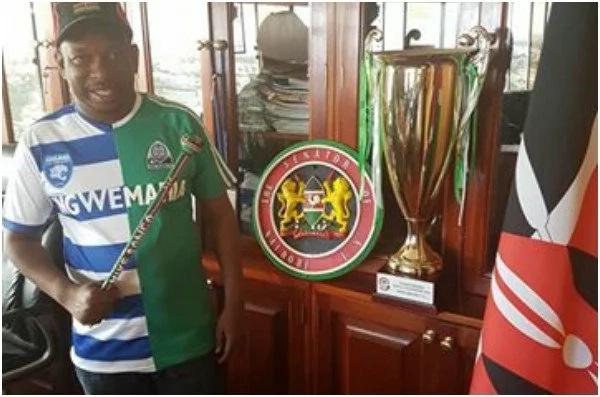 Nairobi Senator Mike Sonko is giving out KSh 200,000 for the Mashemeji derby, details