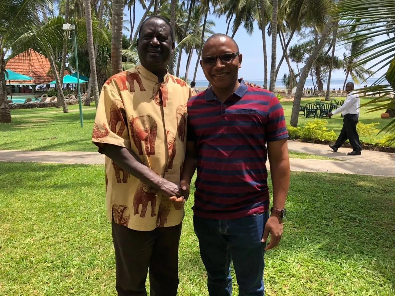 Raila to be sworn-in before new year - Norman Magaya
