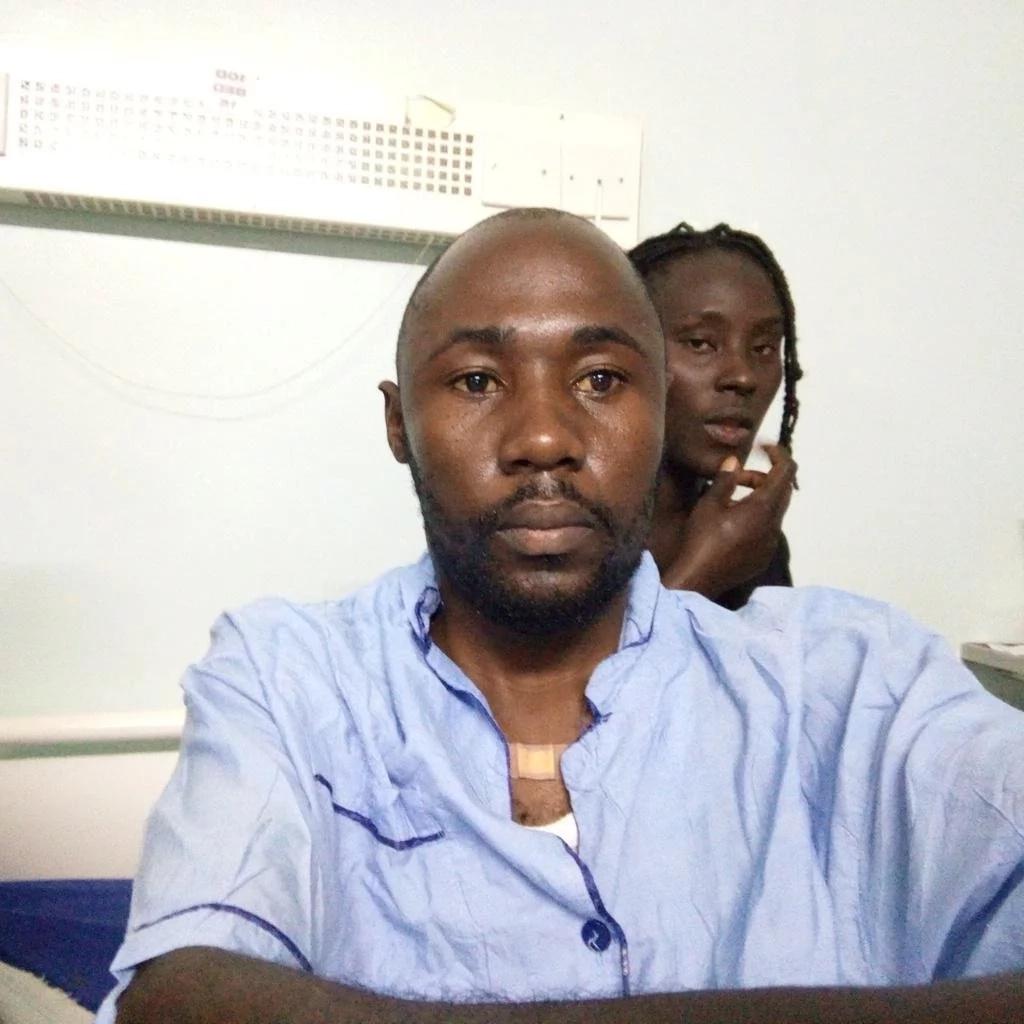 Journalist pleads with Uhuru, Ruto to help him raise KSh 12 million for bone marrow transplant in South Africa