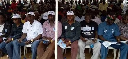 Mbunge wa kaunti ATOWEKA baada ya 'polisi' kumkamata akila chamcha na dada mrembo