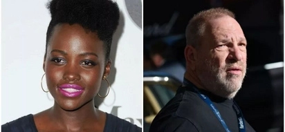 Actress Lupita Nyong'o claims disgraced film producer Harvey Weinstein indecently harassed her