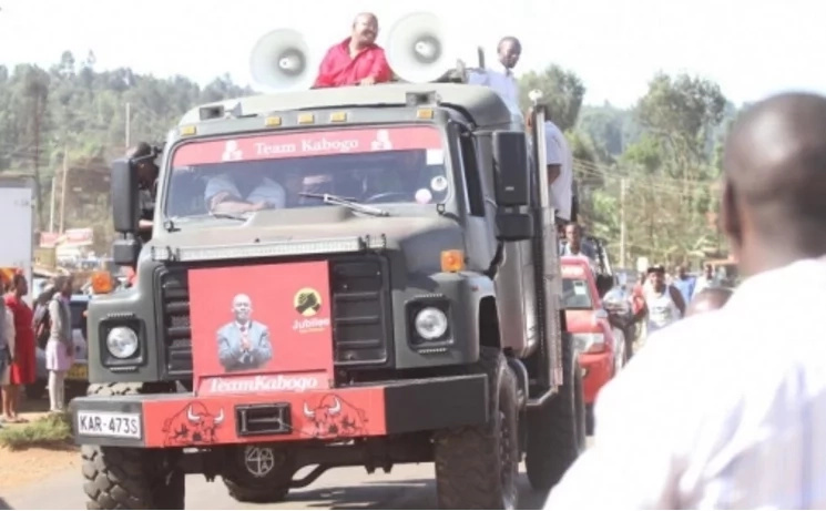 kabogo military cars