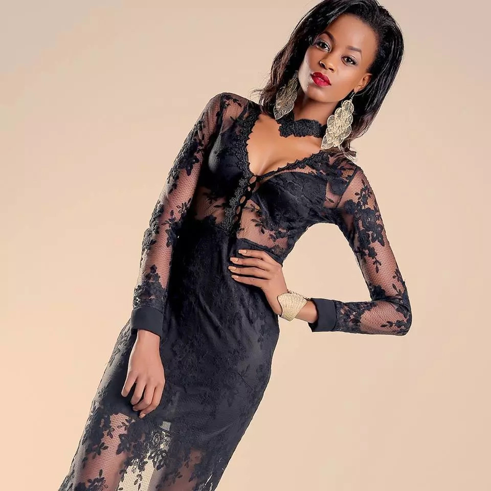 Who is hotter between Miss Kenya and Miss Uganda? Take a look