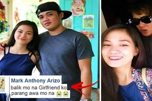 This Pinoy netizen shared on Facebook how his girlfriend took him for granted! What she did to him is really heartbreaking!