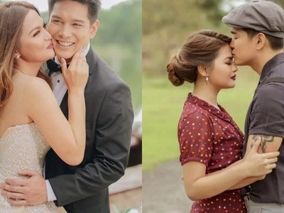 Luis Alandy and fiancee charm netizens with The Notebook-inspired prenup photos