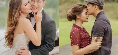 Luis Alandy and Joselle Fernandez's prenup photos will make Nicholas Sparks proud