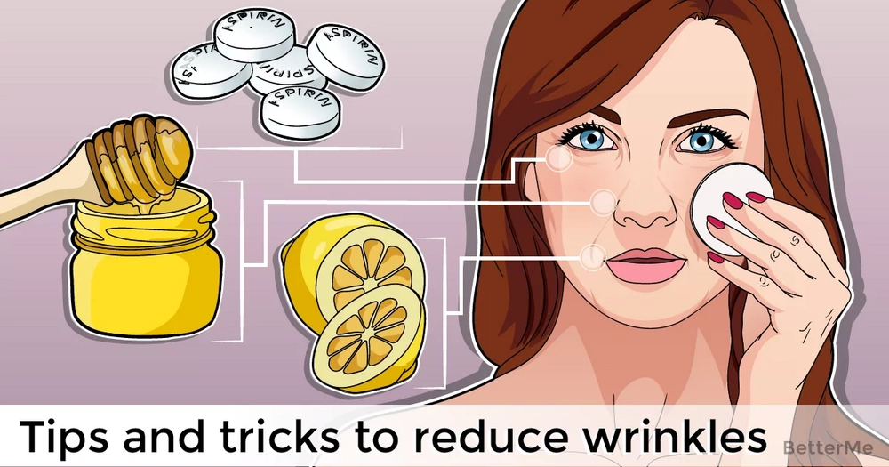 Tips and tricks to reduce wrinkles