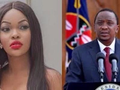 Aliyekuwa mpenzi wa Diamond, Wema Sepetu, amtumia Uhuru ujumbe kufuatia 'ushindi' wake