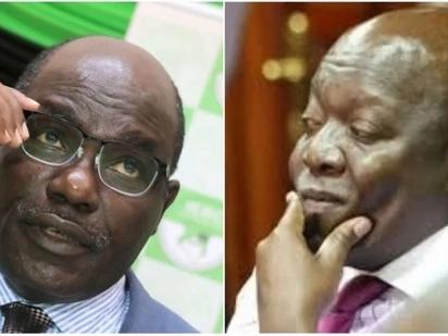 Raila's cousin, Jakoyo Modiwo, says he could hang Chebukati and team if he had his way