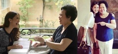 Mahigit isang buwan na pala! Heart Evangelista remembers Miriam Santiago on her death's 40th day