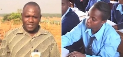 Mother of four joins school to benefit from Uhuru's free secondary education