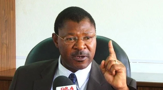 Stop dragging me into your misfortunes - Raila to Wetangula