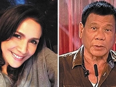 Fearless Agot Isidro strikes again! Her latest post made netizens believe she's taunting Pres. Duterte with, 'Ihahanda na ba ang jetski, Sir?'