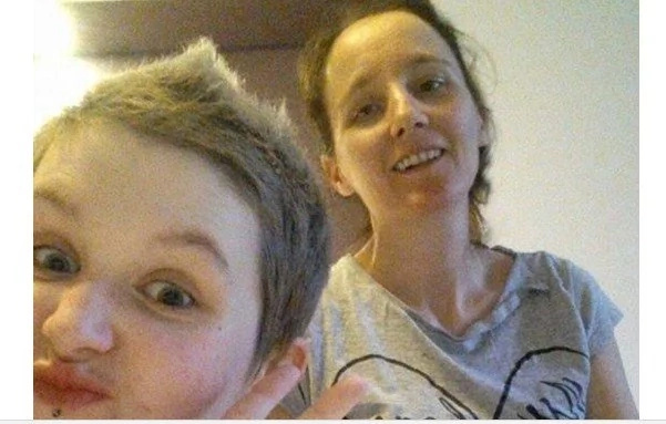 Mom Takes Last Selfie With Daughter Before Death But Catches An ANGEL On Camera